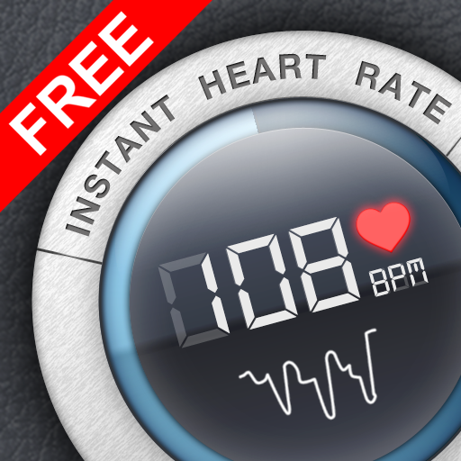 Instant Heart Rate - Free heart rate monitor for iPhone