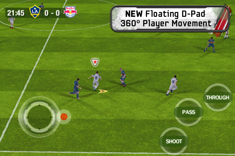 FIFA 11 by EA SPORTS™ screenshot #2
