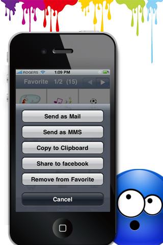 10000+ 3D&emoji Animations Pro Screenshot
