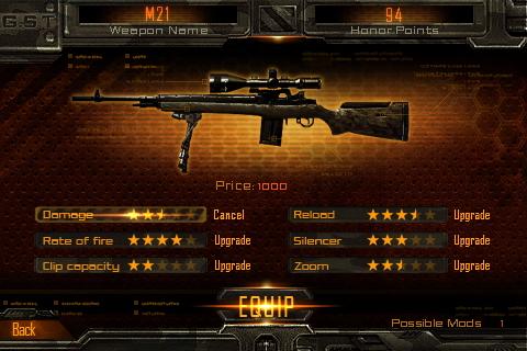 iSniper 3D Free Screenshot