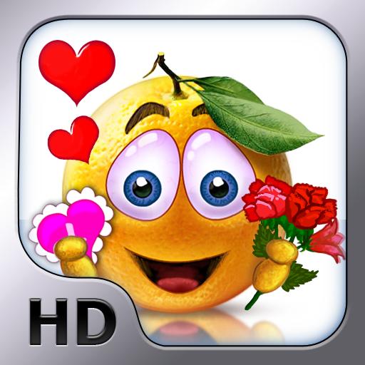 Cover Orange HD Valentine's Gift