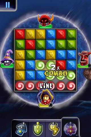 Puzzlegeddon screenshot 1