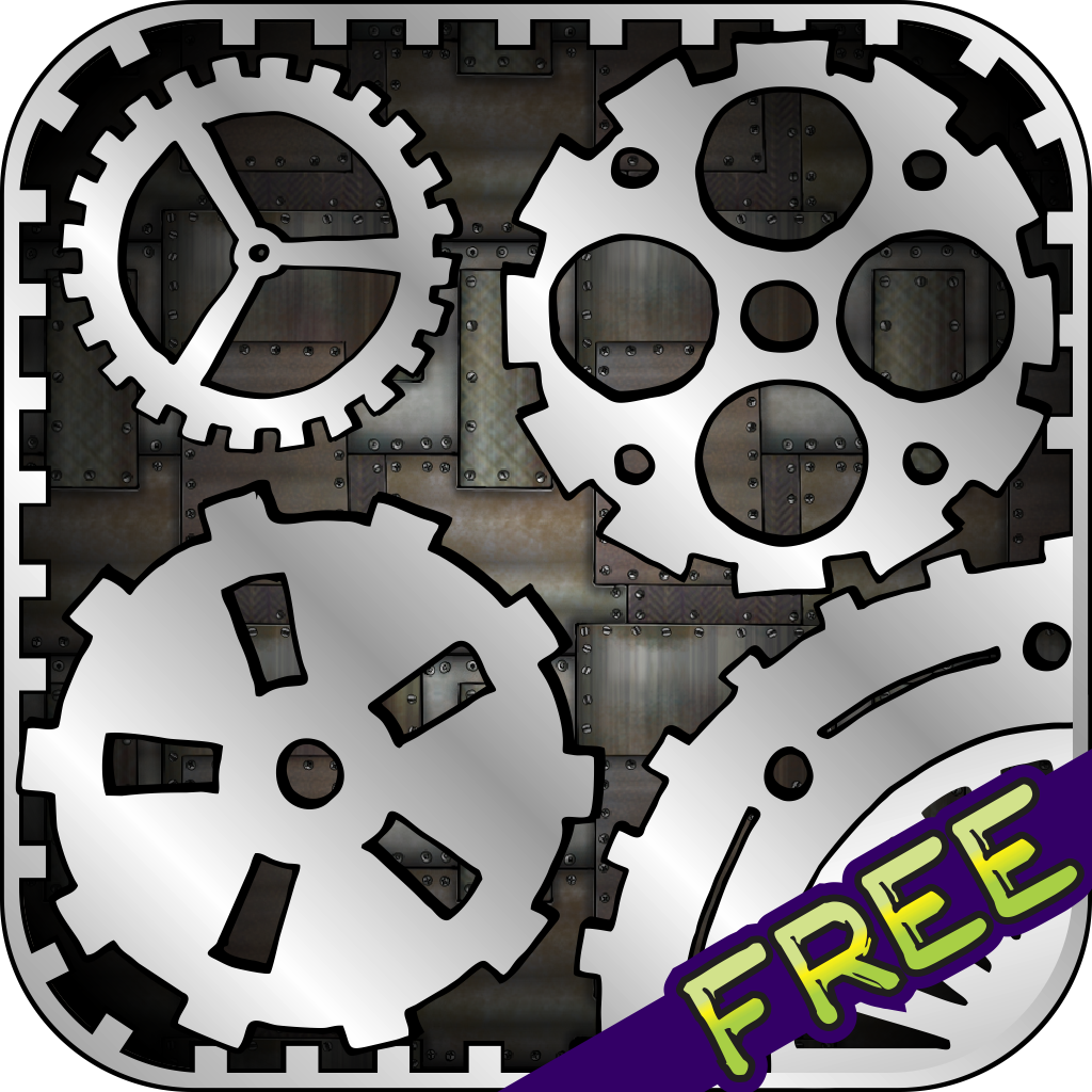 Shifting Gears - Free Steampunk Game by Caffeinated Zombie Games