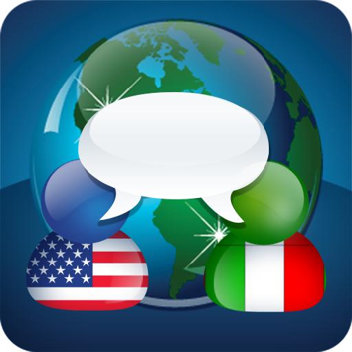 SpeechTrans Italian English Translator Powered by Nuance Communications