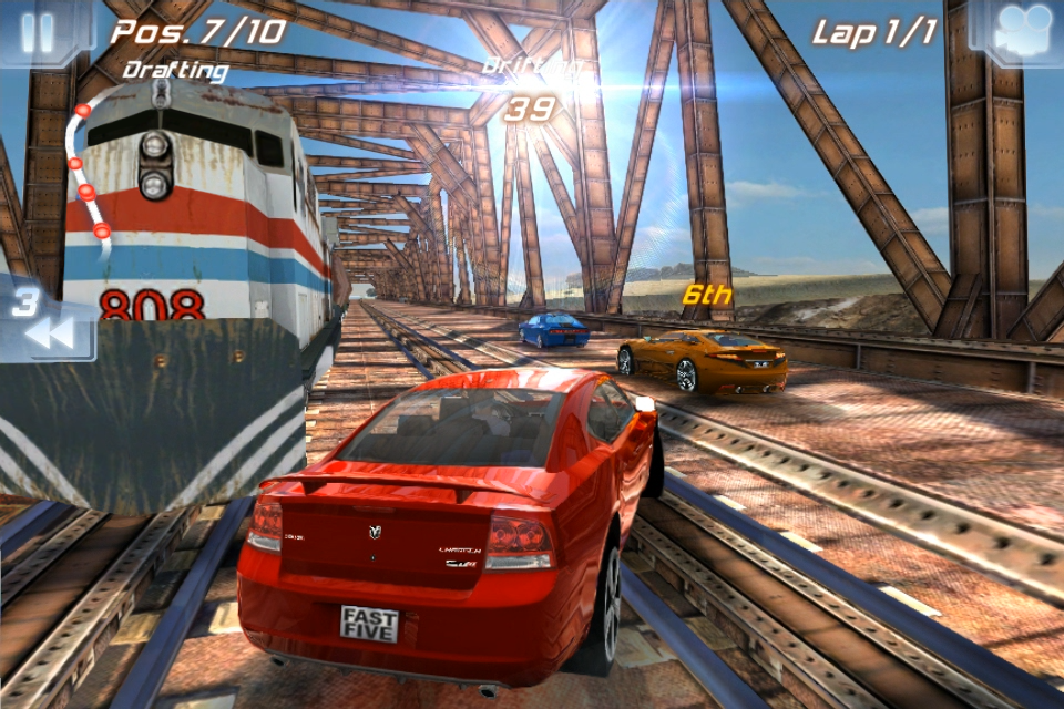 Fast Five the Movie: Official Game FREE screenshot 4