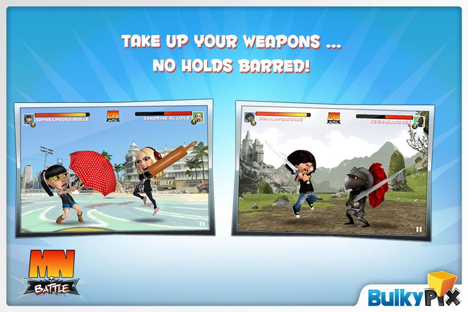 Mamba Nation Battle screenshot #3