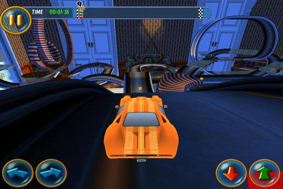Mad Tracks screenshot #2