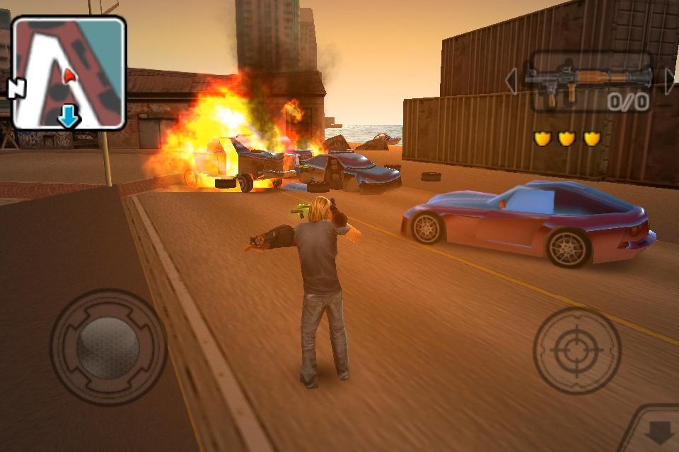 Gangstar: Miami Vindication FREE screenshot 2