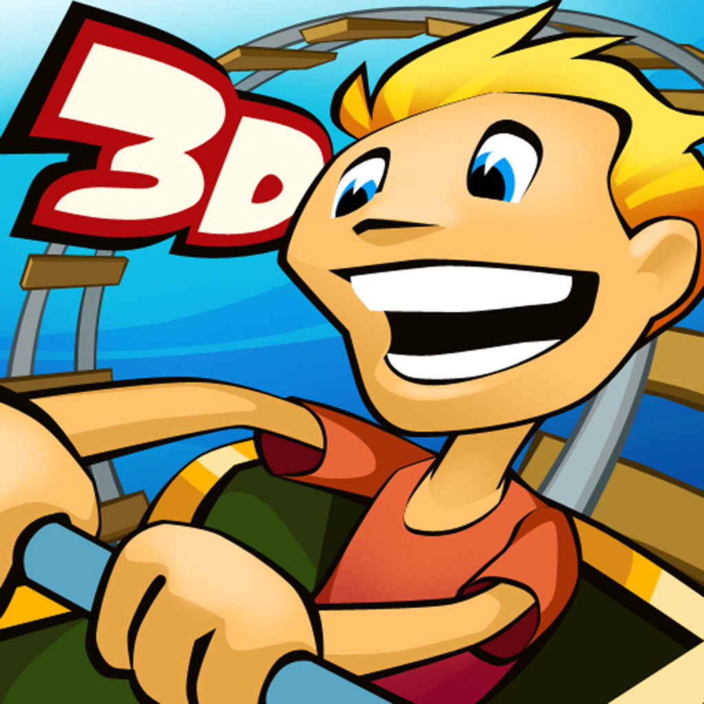 3D Rollercoaster Rush