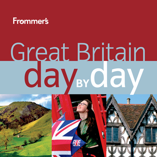 Frommer's Great Britain Day by Day by Stephen Brewer, Donald Olson, Barry Shelby and Donald Strachan