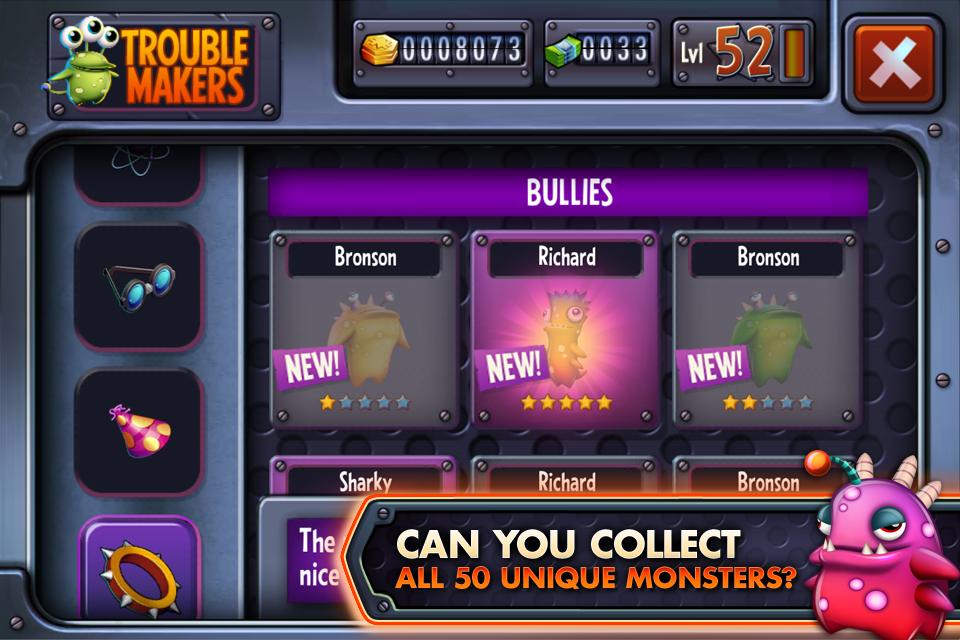 Trouble Makers screenshot #2
