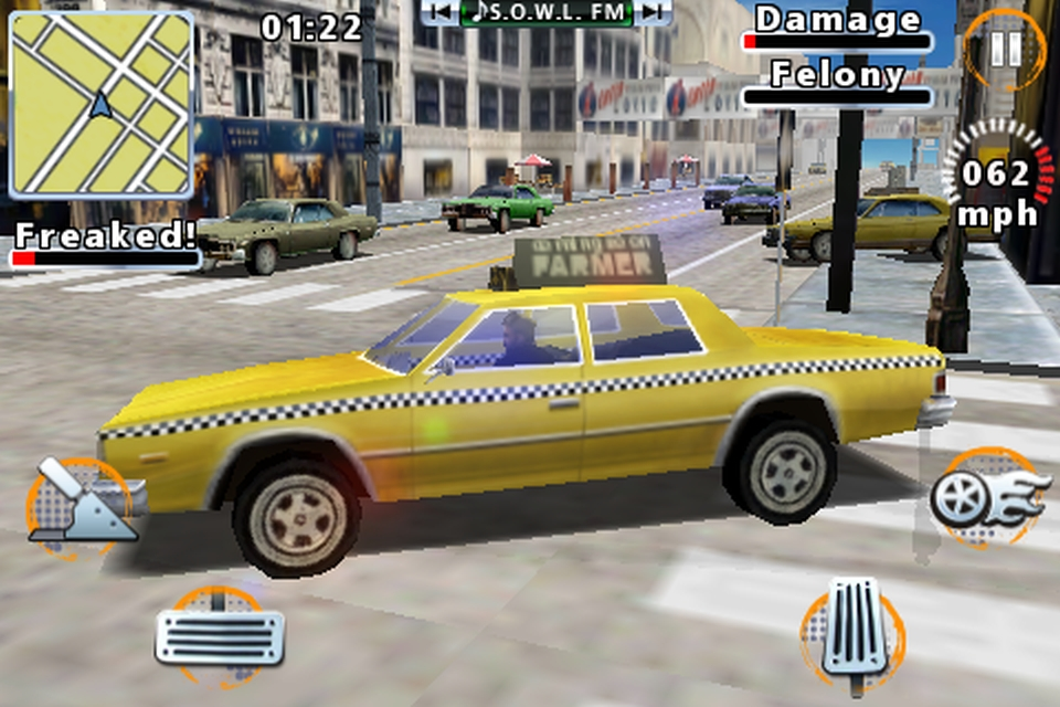 Driver™ - FREE screenshot 2
