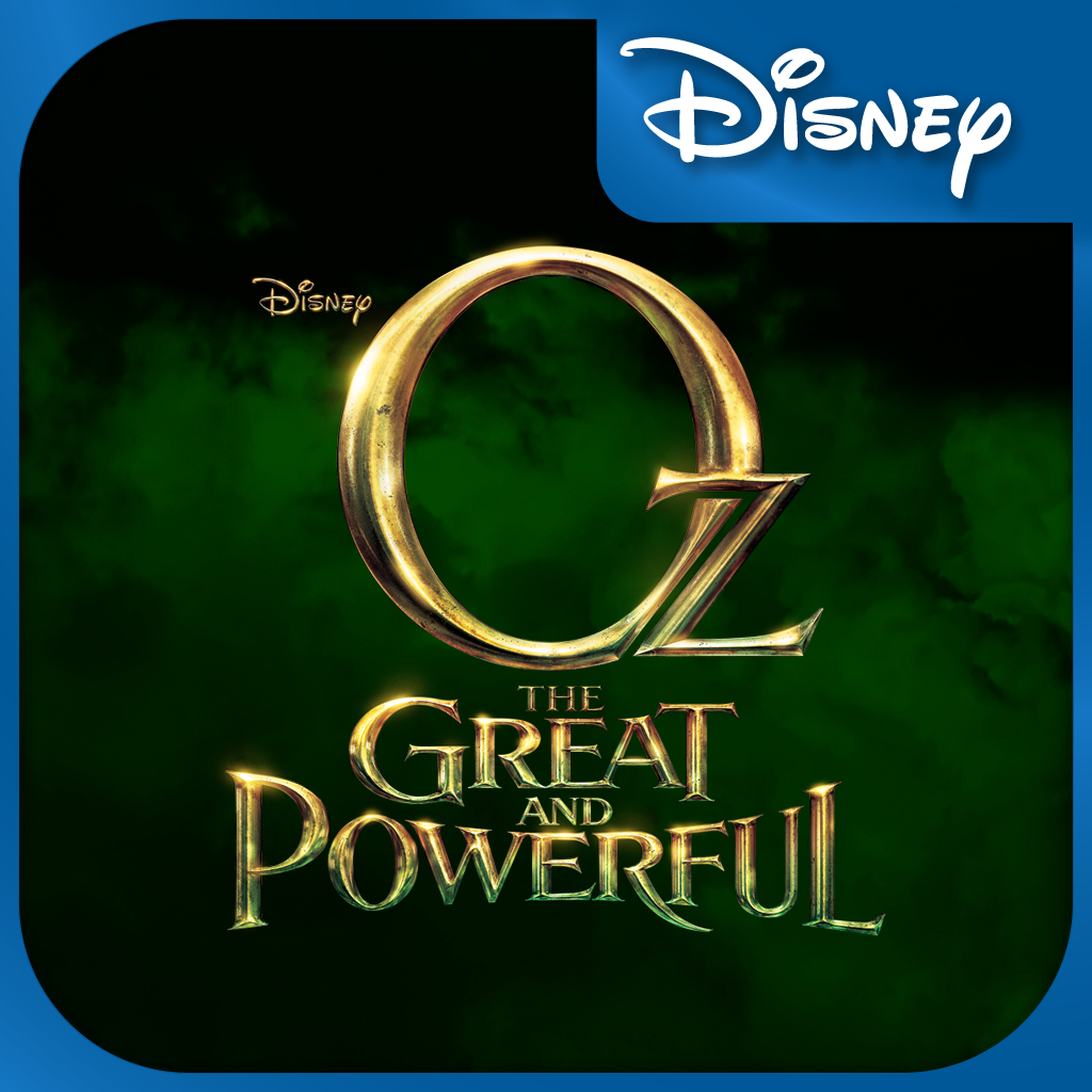 The Magic of Oz The Great and Powerful: Second Screen