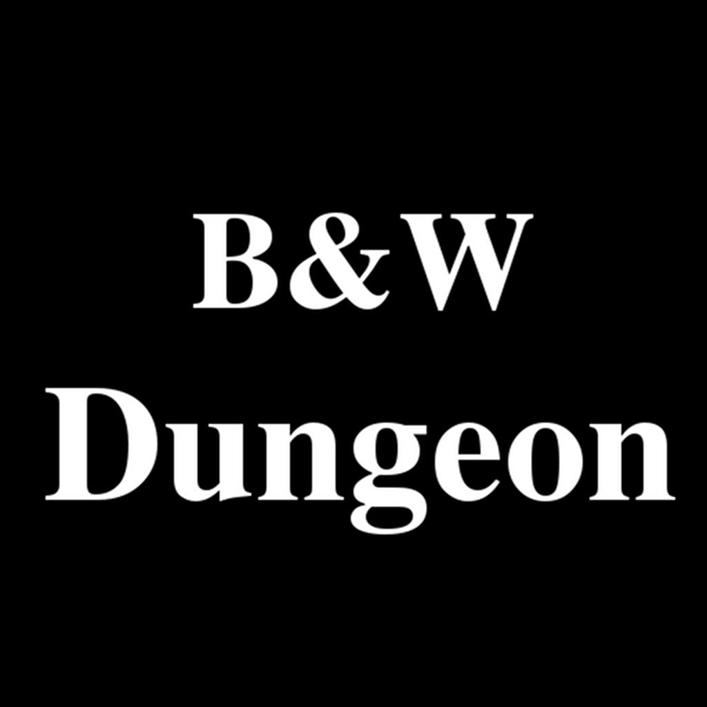 B&W Dungeon