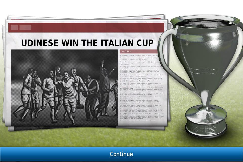 Football Manager Handheld™ 2012 (US and Japan) screenshot #3