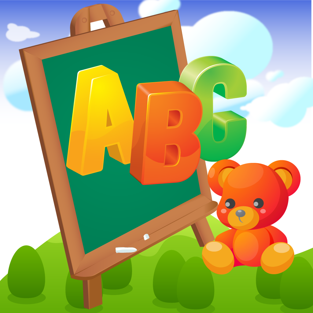 ABC Tutor Bear HD