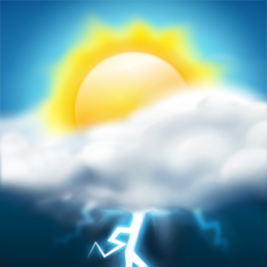 Clear Day Free - (Formerly Weather HD, Live Weather Forecast with 3D NOAA Radar)