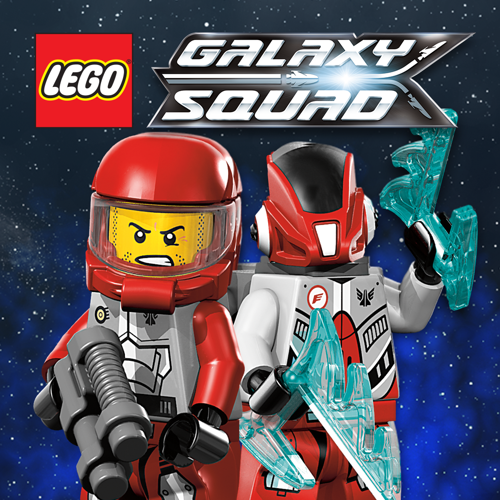 LEGO® Galaxy Squad Bug Battle