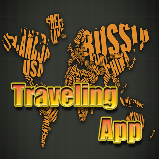The Traveling App - Never Travel Without It icon