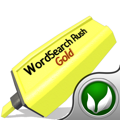 WordSearch Rush Gold