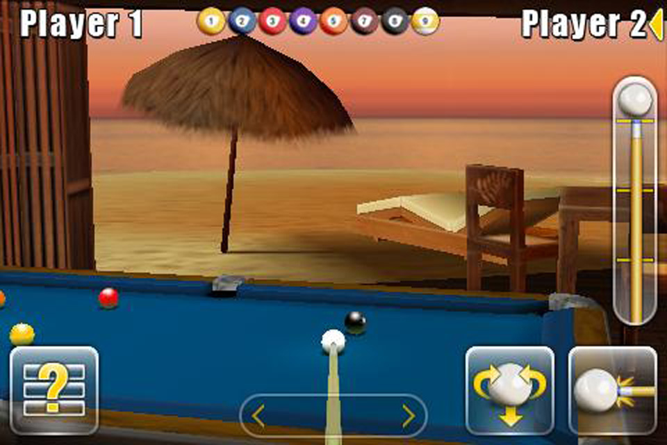 Anytime Pool screenshot #1