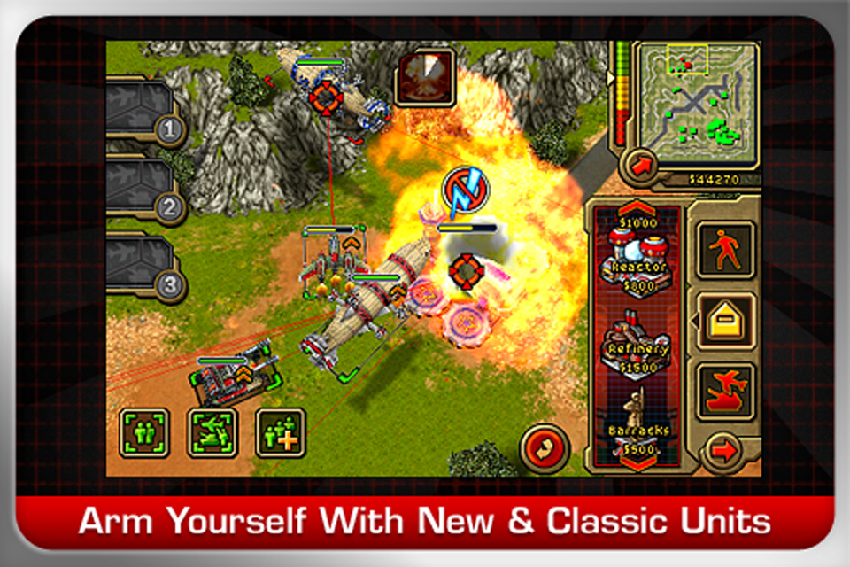 COMMAND & CONQUER™ RED ALERT™ - FREE screenshot #3