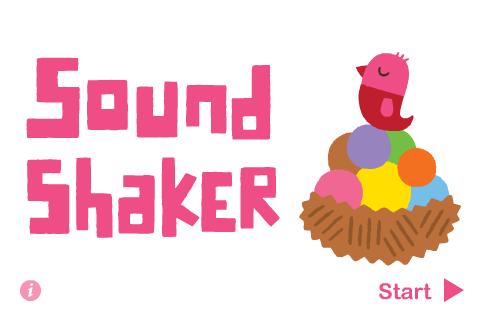 Sound Shaker screenshot 1