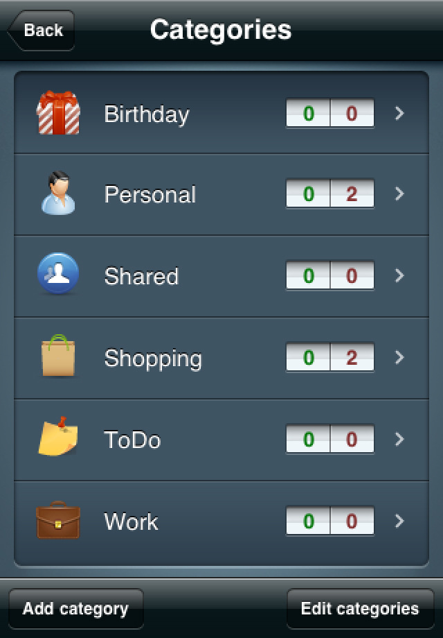 NotifyMe for iPhone screenshot 5