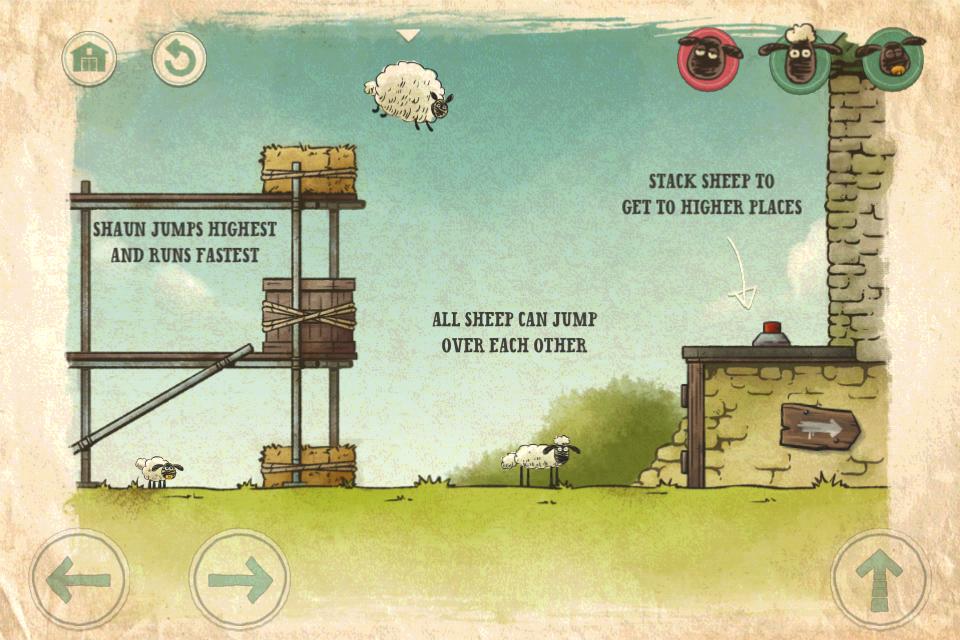 Shaun the Sheep - Home Sheep Home 2 Lite screenshot 2