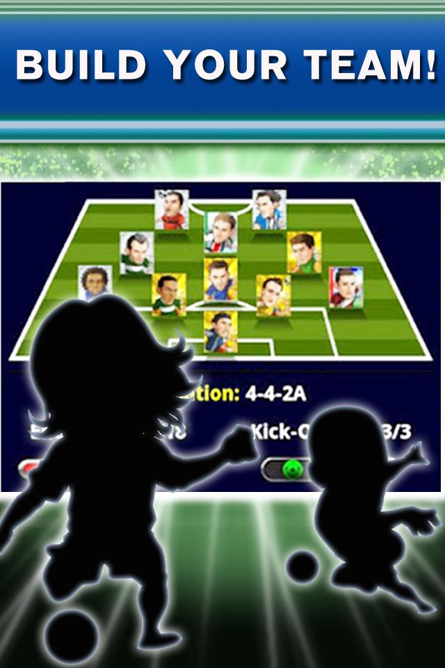 Football Stars Collection screenshot #3