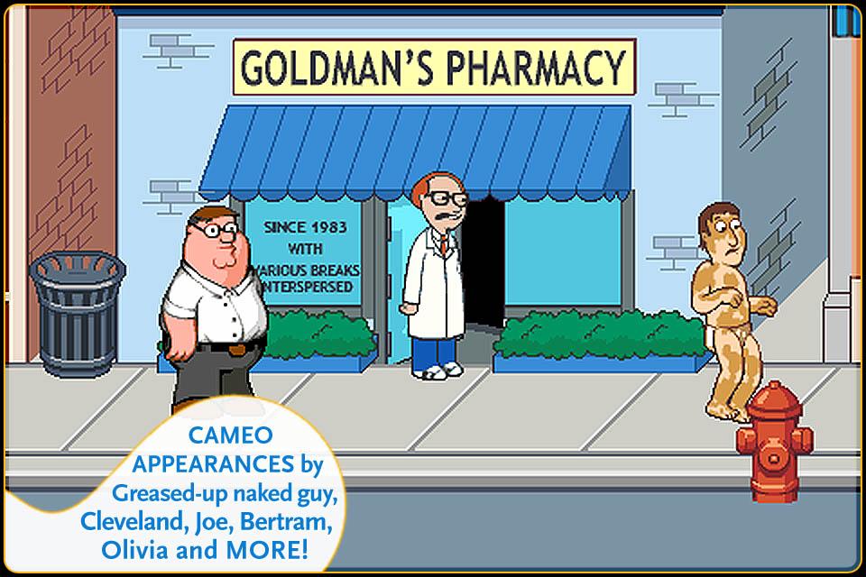 Family Guy: Uncensored Free screenshot 3
