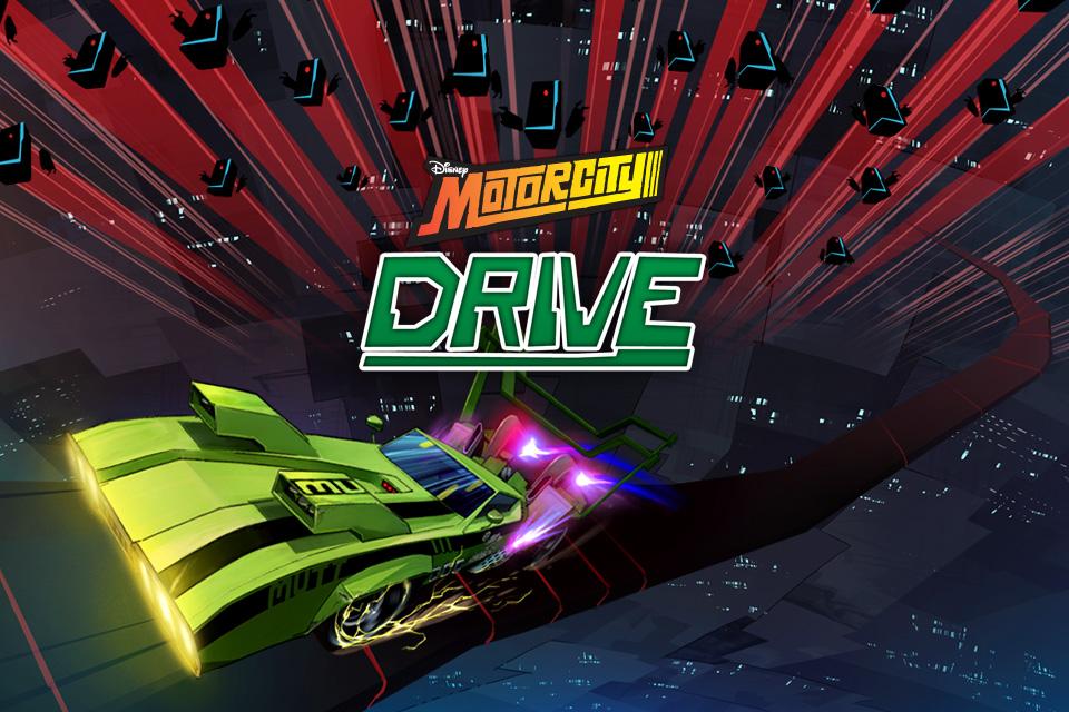 Motorcity: Drive screenshot #1