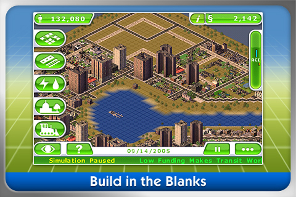 SimCity™ Deluxe FREE screenshot #1