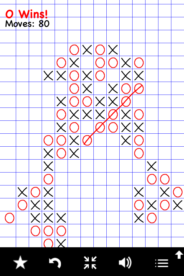 Mega Tic-Tac-Toe screenshot 2