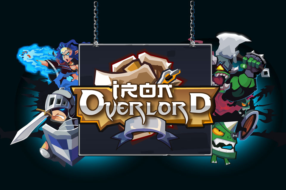 Iron Overlord screenshot #1