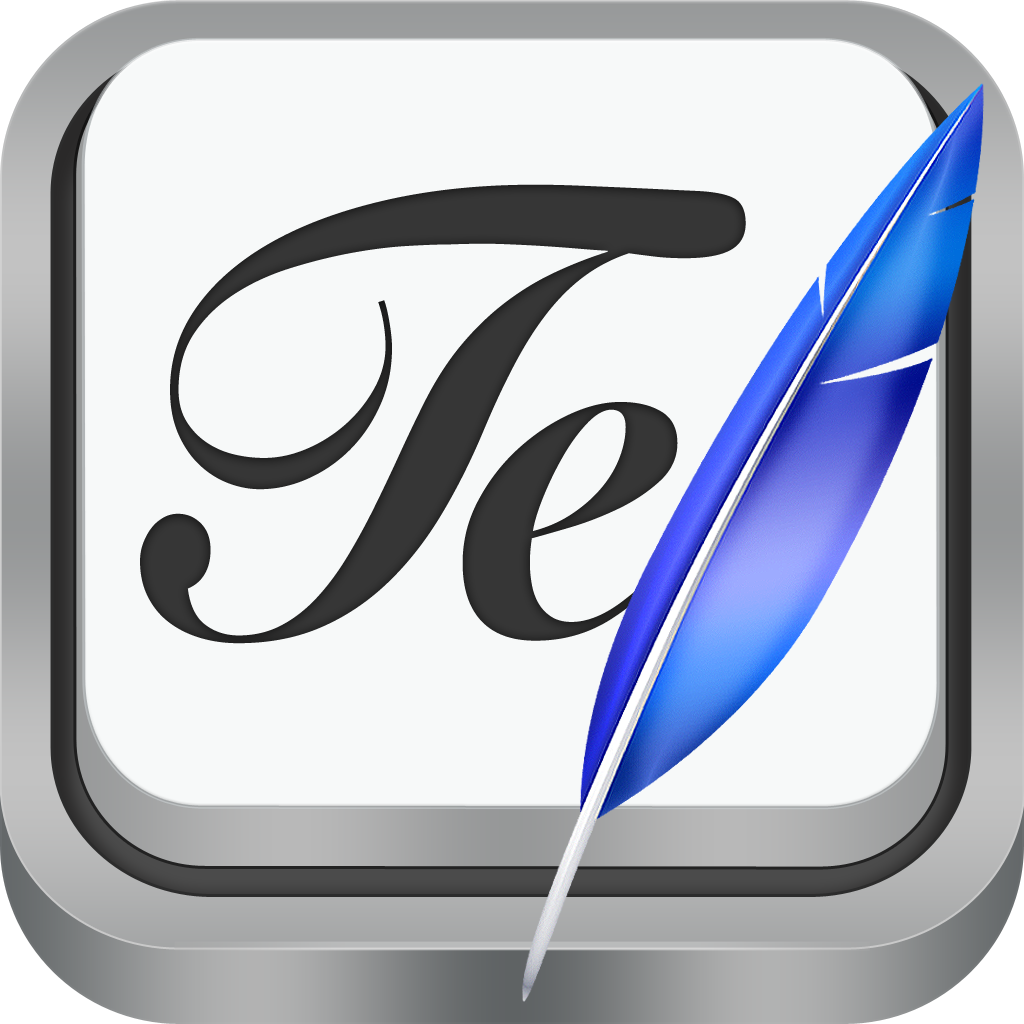 Textilus Word Processor for iPad - Free