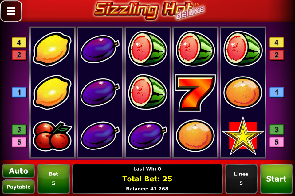 Sizzling Hot Slot Free Download