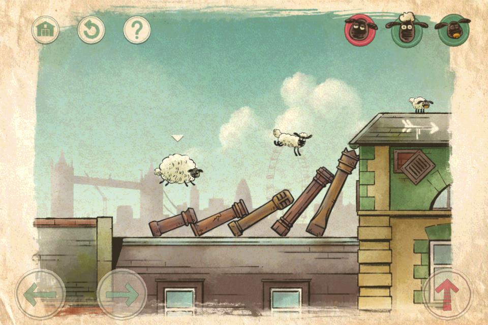 Shaun the Sheep - Home Sheep Home 2 Lite screenshot 3