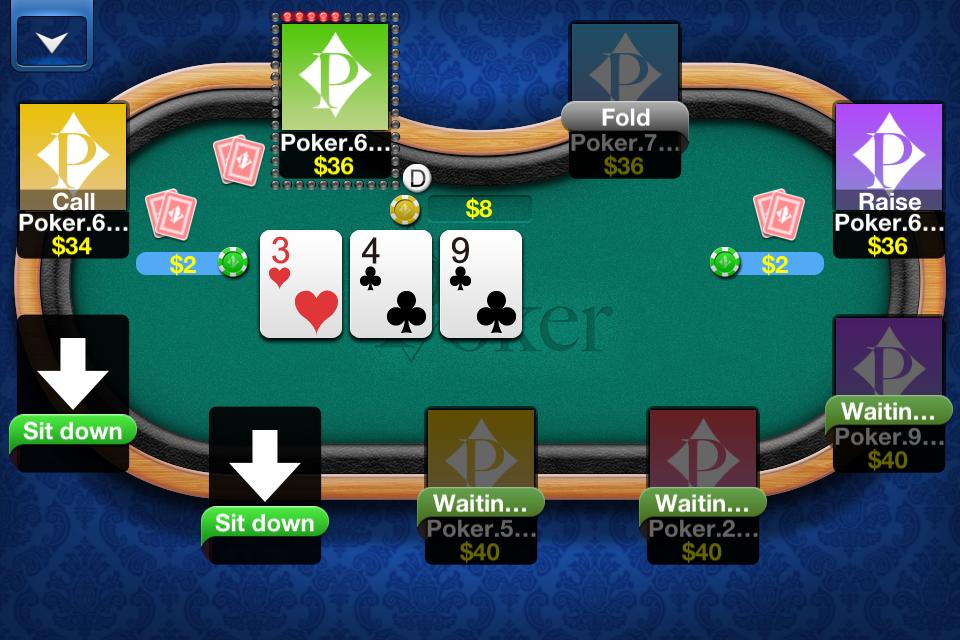 Irving poker room