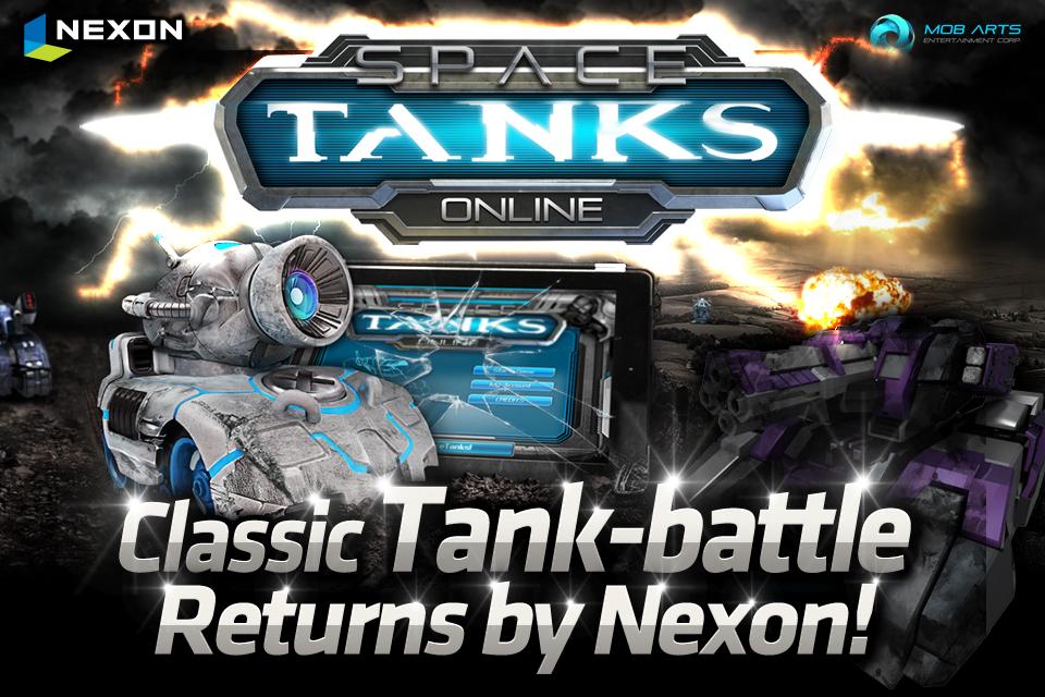 Space Tanks screenshot 1