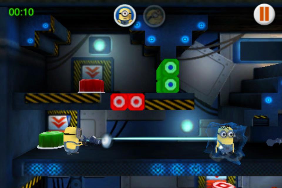 Despicable Me: Minion Mania screenshot #1