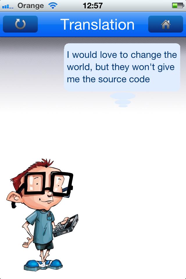 GeekThink Screenshot