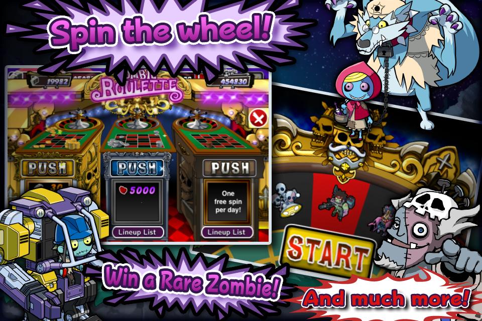 Zombie Carnival screenshot 5