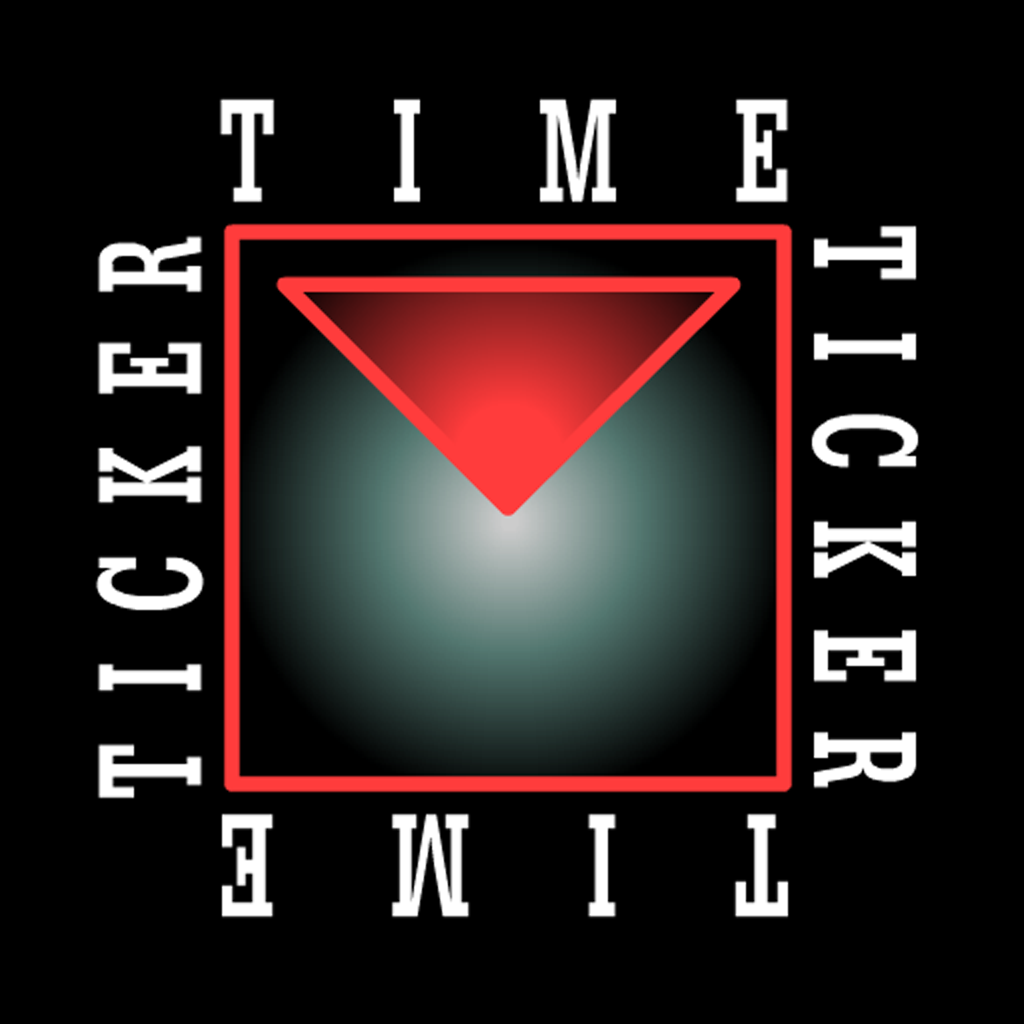 TimeTicker – the world time clock