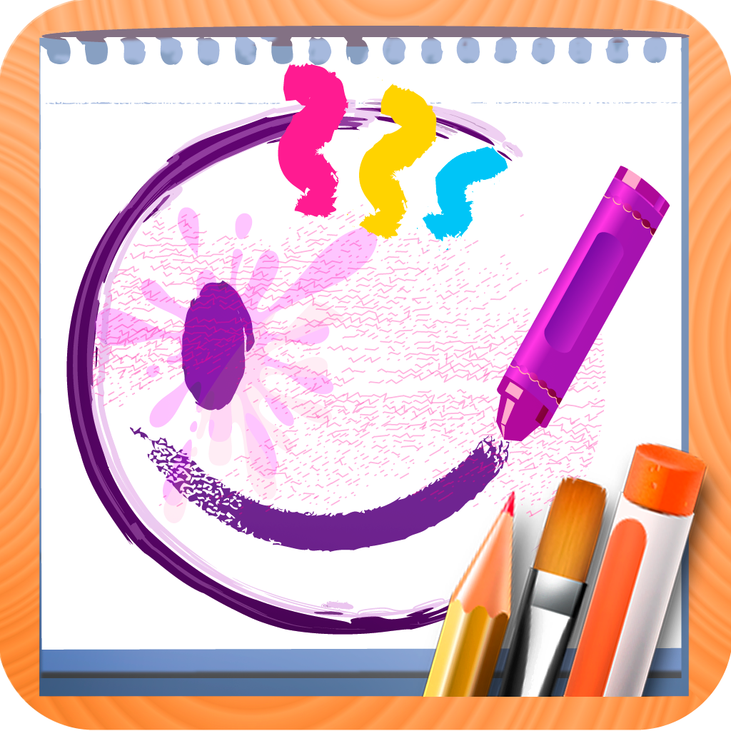 Artist Corner - Kids Drawing Playground