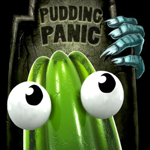 The Great Jitters: Pudding Panic