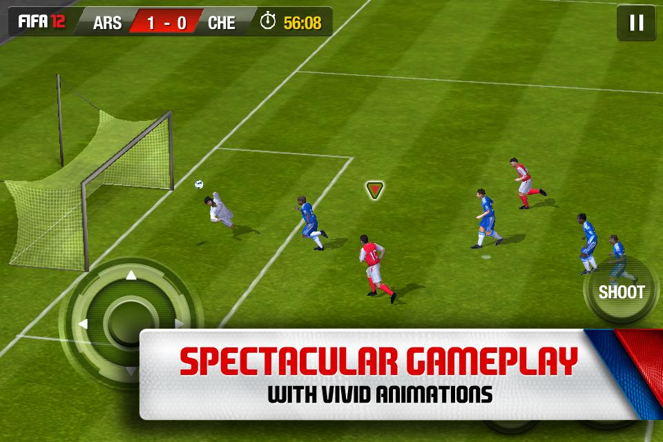 FIFA 12 by EA SPORTS screenshot #1
