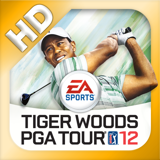 Tiger Woods PGA TOUR® 12 for iPad