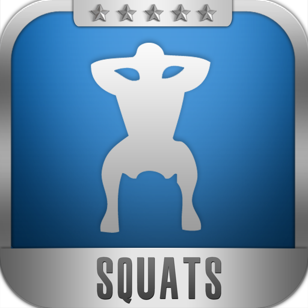 200+ Squats - Striking A Perfect Lower Body Curve in Six Weeks