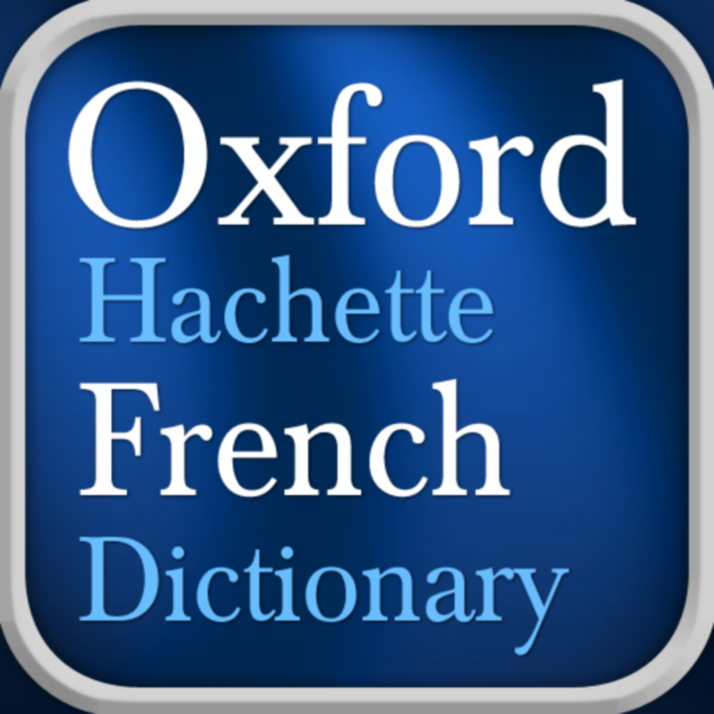 Oxford-Hachette French English Dictionary